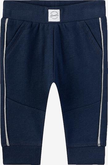 Sanetta Kidswear Jogginghose in blau, Produktansicht