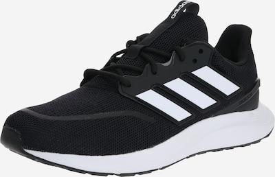ADIDAS PERFORMANCE Chaussure de course 'Energyfalcon' en noir / blanc, Vue avec produit