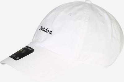 Nike Sportswear Cap 'Heritage' in schwarz / weiß, Produktansicht