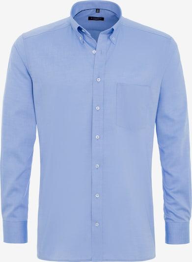 ETERNA Zakelijk overhemd in de kleur Blauw, Productweergave