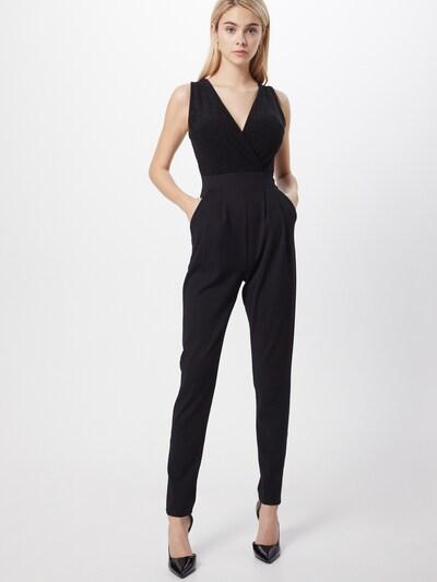 WAL G. Jumpsuit in schwarz, Modelansicht