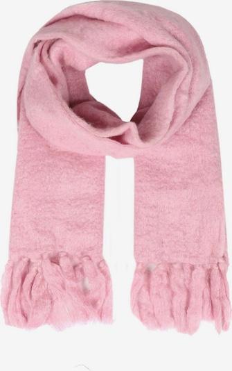 Zwillingsherz Schal in rosa, Produktansicht