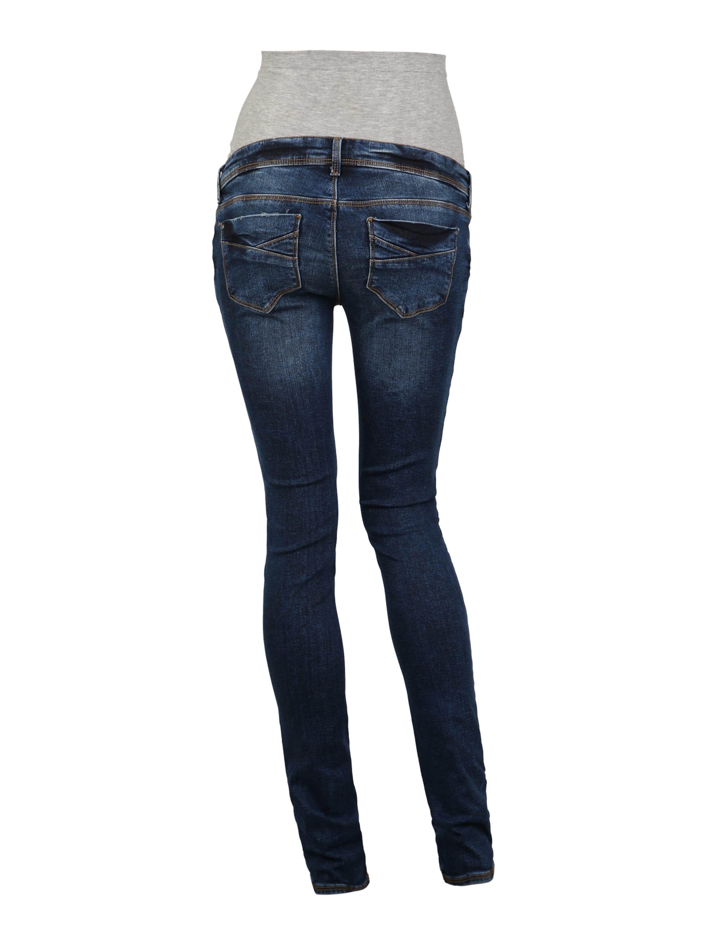 'ohio' Mamalicious Jeans Blue In Denim tCQhxsrd