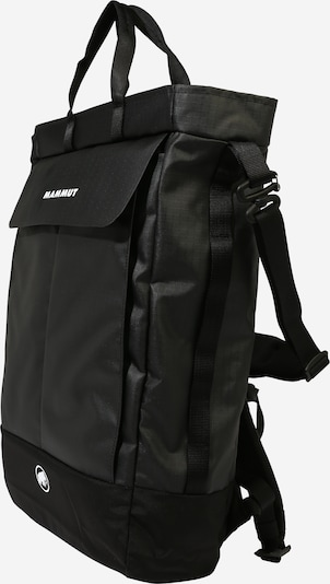 Sportinė kuprinė 'Neon Shuttle S' iš MAMMUT , spalva - juoda, Prekių apžvalga