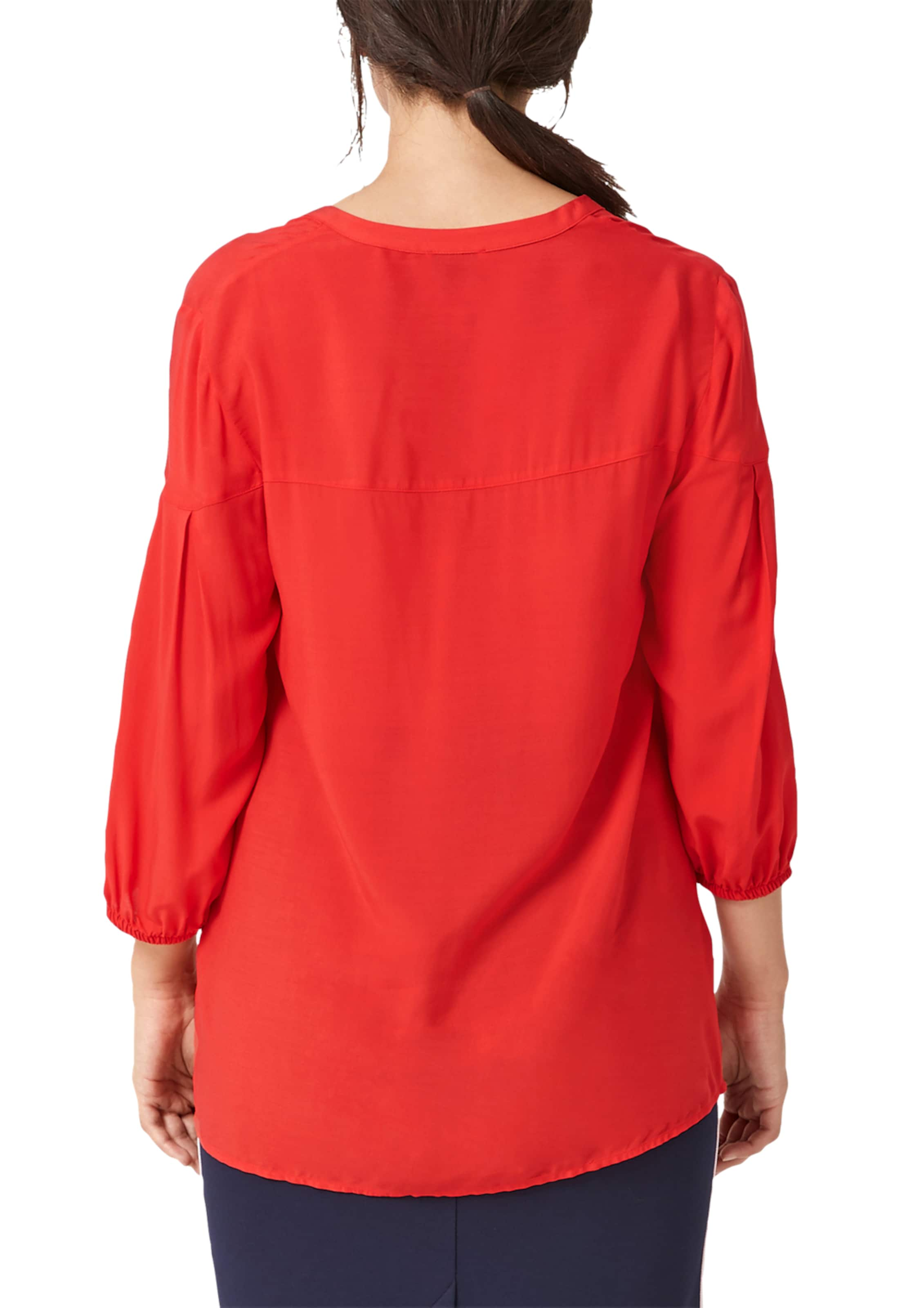 Triangle In Bluse Bluse In Hellrot Hellrot Triangle Triangle rdCWoBex