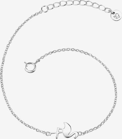Glanzstücke München Silberarmband in silber, Produktansicht