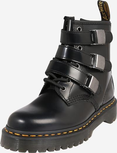Dr. Martens Boots 'Fenimore' en noir, Vue avec produit