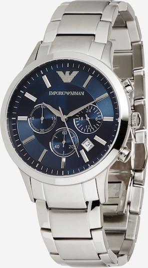 Emporio Armani Chronograph 'AR2448' in nachtblau / silber, Produktansicht