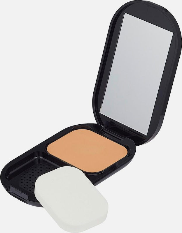 MAX FACTOR Foundation 'Facefinity Compact' in goldgelb, Produktansicht