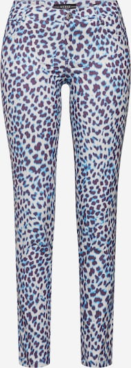 GUESS Jeans 'CURVE X' in de kleur Blauw, Productweergave