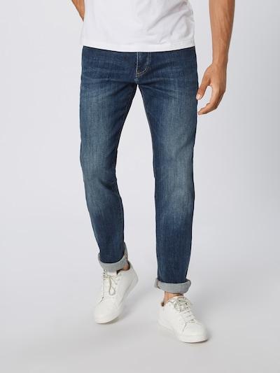 CAMEL ACTIVE Jeans 'Houston' i blue denim, Modelvisning