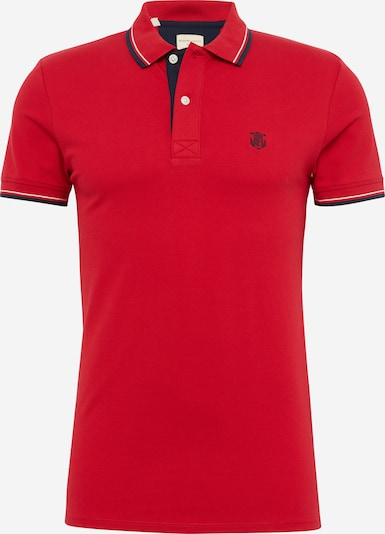 SELECTED HOMME Poloshirt 'SHHNEWSEASON SS NOOS' in rot: Frontalansicht