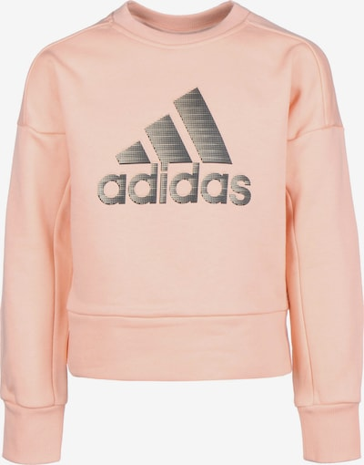 ADIDAS PERFORMANCE Sweatshirt 'ID HLDCREW' in rosa: Frontalansicht