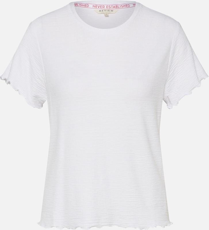 En T shirt T Blanc shirt En Review Review 2IbH9YeDWE