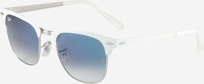 Ray-Ban Sonnenbrille  'RB3716' in blau / transparent, Produktansicht