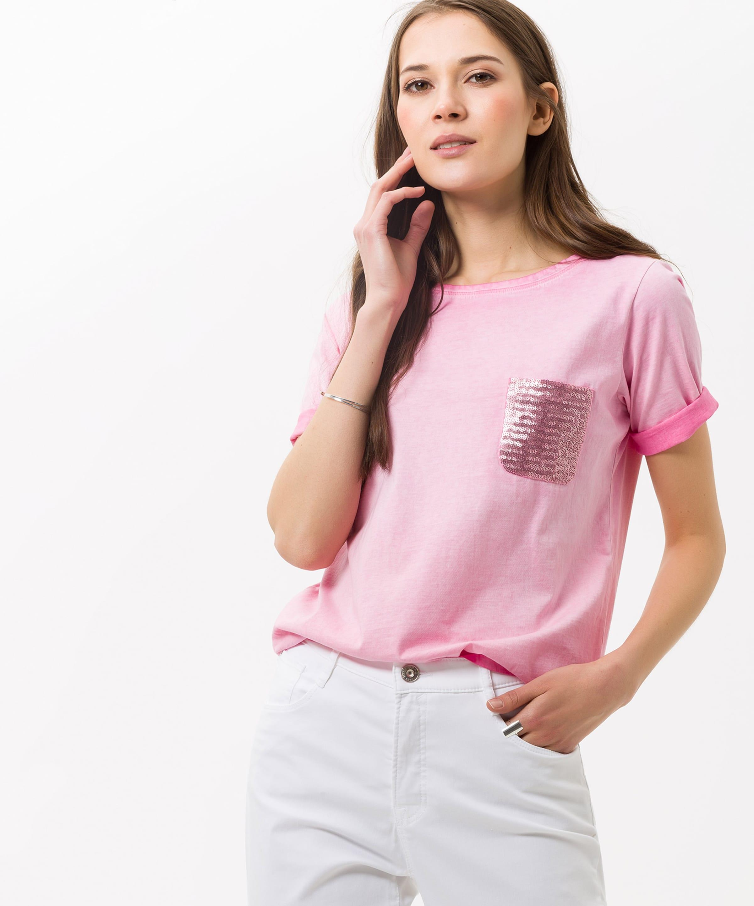 In Pink Shirt 'collette' Brax qzMpSLUGV
