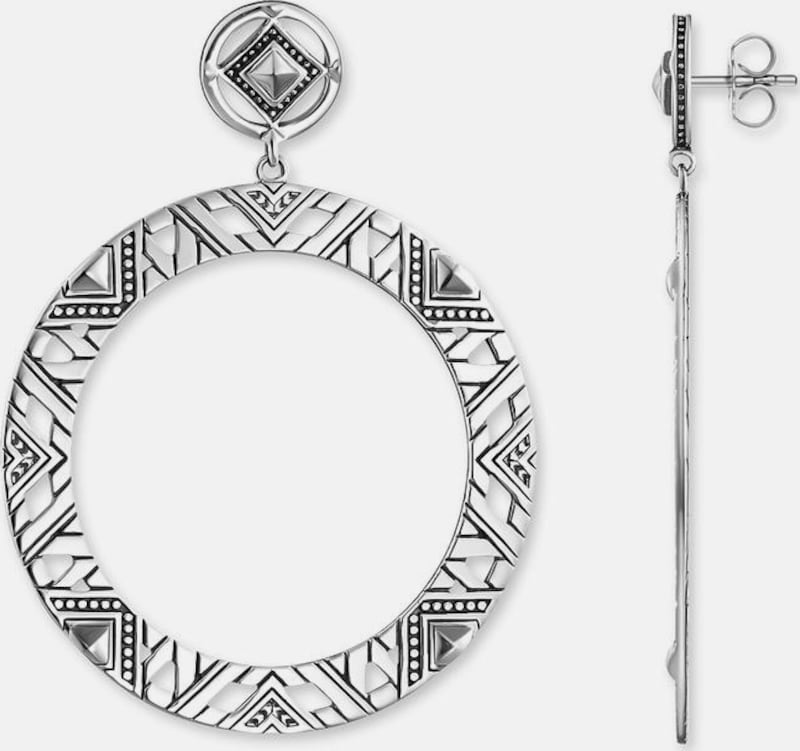 Thomas Sabo Paar Ohrstecker 'Afrika Ornamente, H1930-637-21'