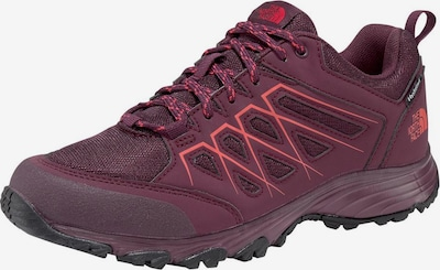 THE NORTH FACE Schuh 'Venture Fasthike W' in bordeaux, Produktansicht
