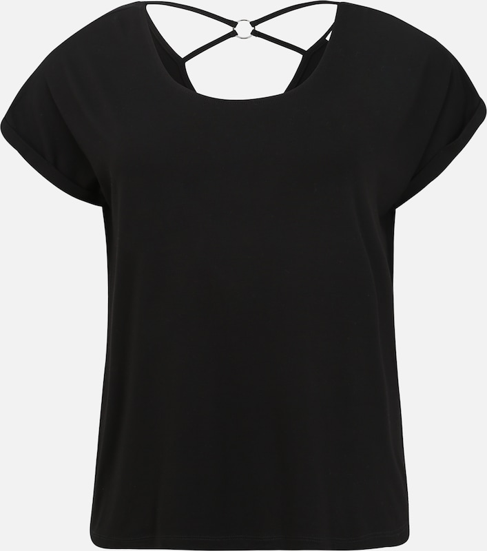 ABOUT YOU Curvy Shirt 'Bettina' in schwarz, Produktansicht