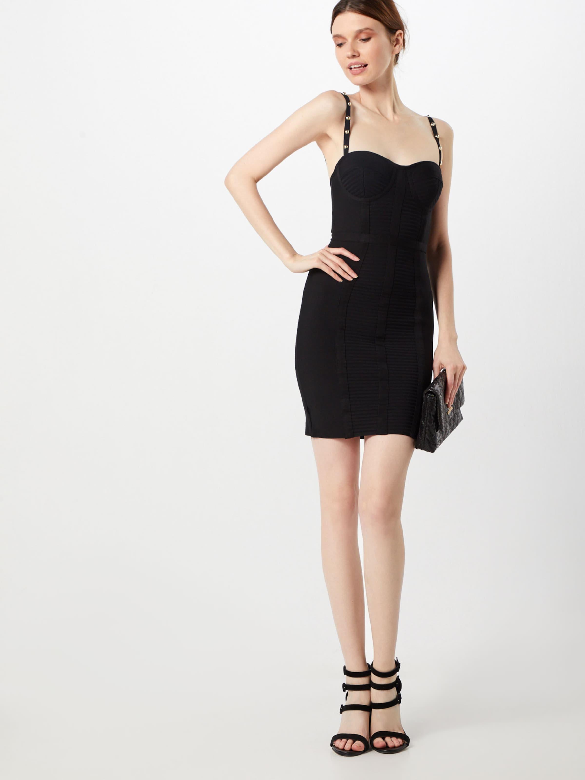 Kleid Schwarz Guess 'anne' In Wx0pk8no 8vNmnO0w