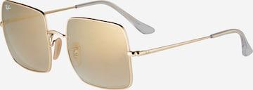 Ray-Ban Слънчеви очила 'SQUARE' в злато