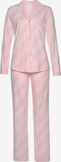 VIVANCE Pyjama 'Dreams' in rosa / hellpink, Produktansicht