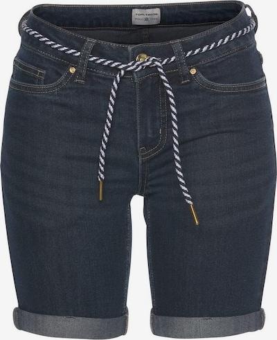 Tom Tailor Polo Team Shorts in dunkelblau, Produktansicht