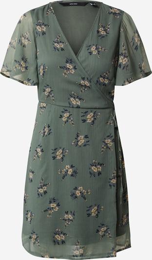 Vero Moda Petite Letnia sukienka w kolorze ciemnozielony / mieszane kolorym, Podgląd produktu
