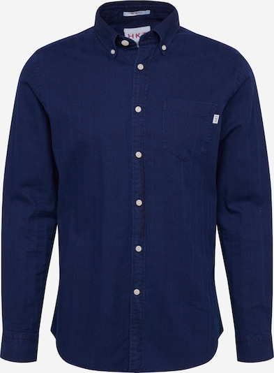 HKT by HACKETT Hemd in blue denim, Produktansicht