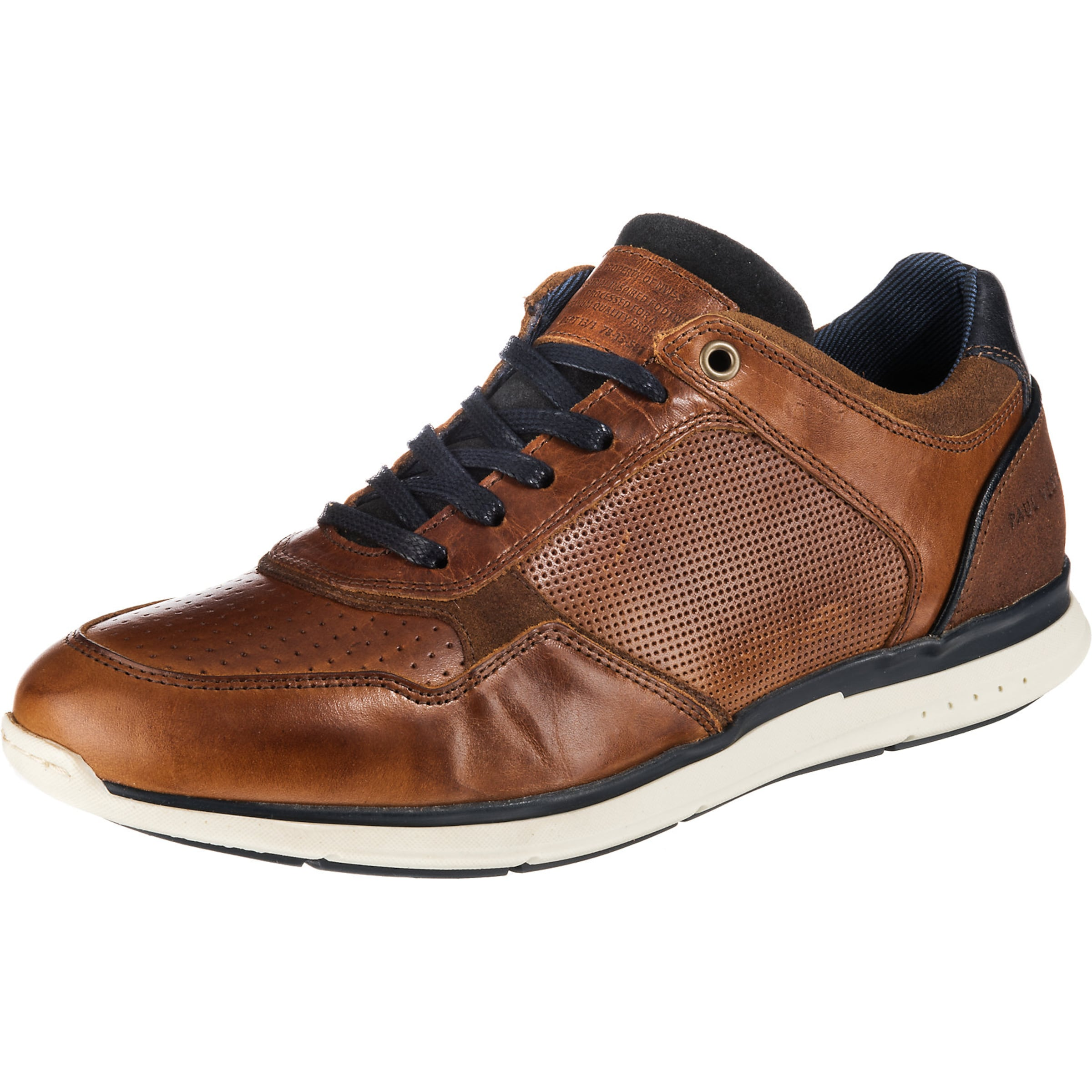 Vesterbro In Paul NachtblauBraun Paul Sneakers Sneakers Vesterbro sQdCthr