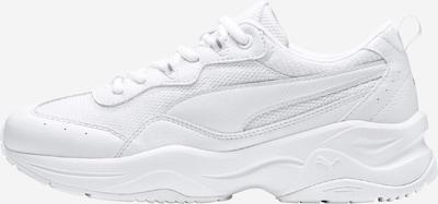 PUMA Sneaker 'Cilia' in weiß: Seitenansicht