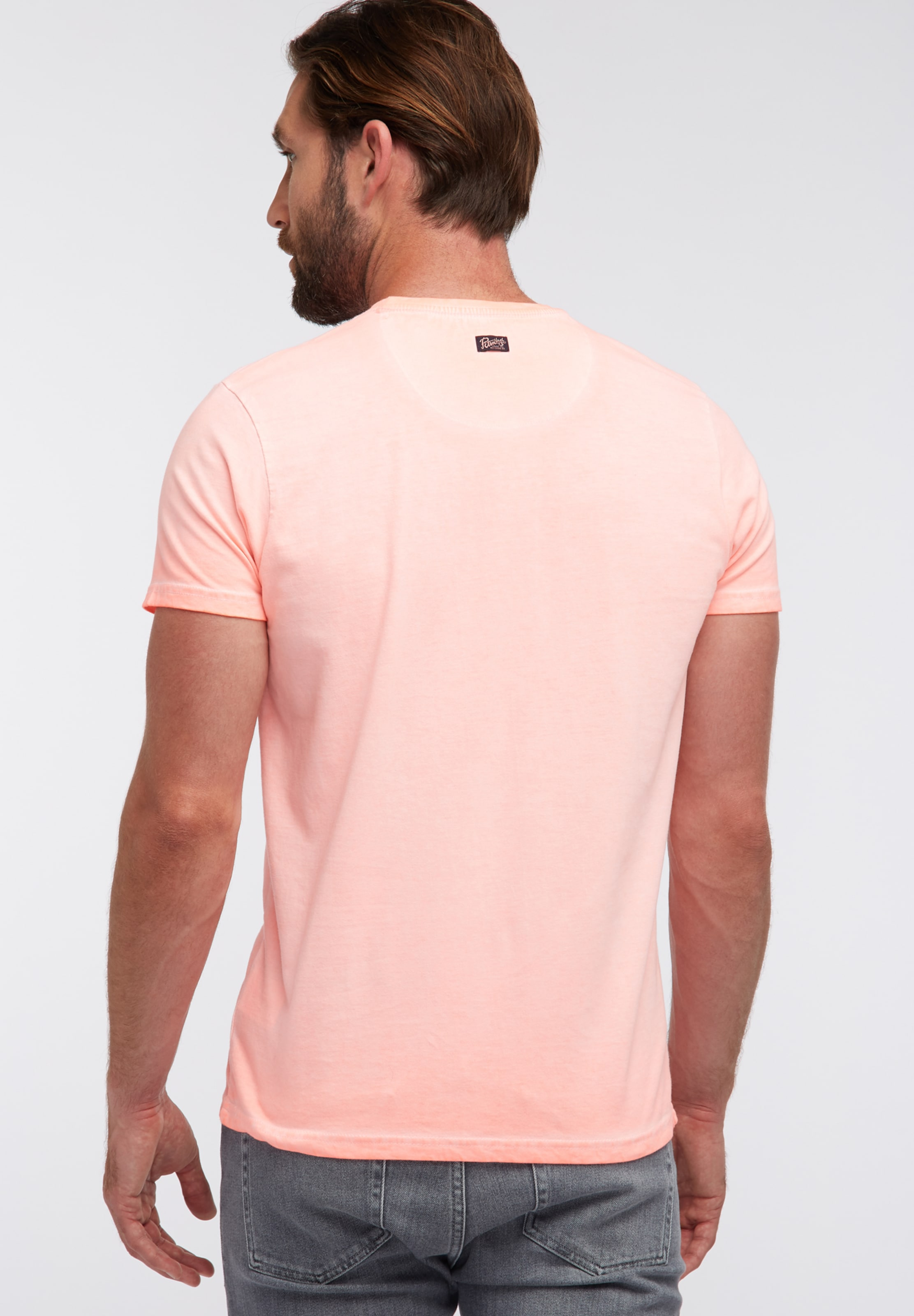 shirt Rosa Petrol T In Industries JlKcF1
