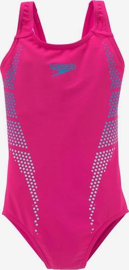 SPEEDO Badeanzug in pink, Produktansicht