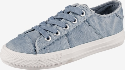 CANADIANS BY INDIGO Sneaker in blue denim, Produktansicht