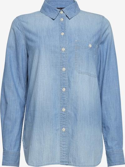 Dorothy Perkins Bluse in blau, Produktansicht