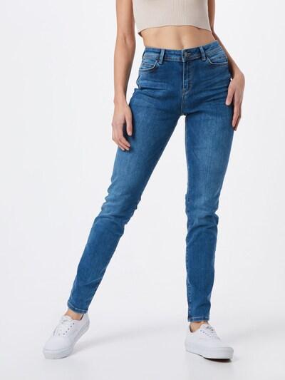 ESPRIT Jeans 'MR SLIM' in de kleur Blauw denim, Modelweergave