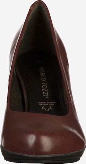MARCO TOZZI Pumps in Donkerrood hcJqbBhF