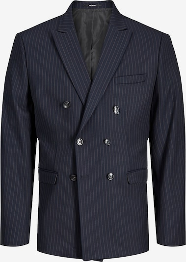 JACK & JONES Zweireihiger Blazer in blau, Produktansicht