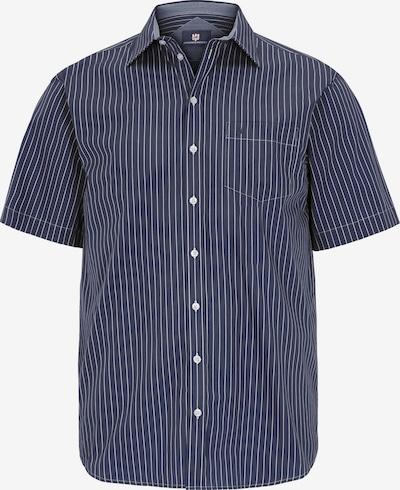 Jan Vanderstorm Hemd 'Perttu' in blau / weiß, Produktansicht