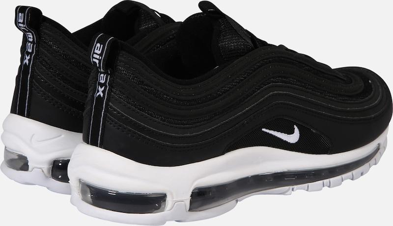 NoirBlanc Basses Sportswear Max Nike Baskets En 97' 'air ZPkuiXO