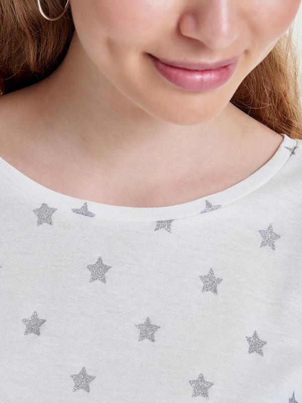 JACQUELINE de YONG Bedrucktes T-Shirt