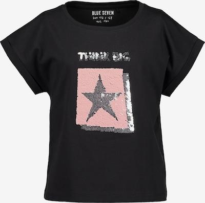 BLUE SEVEN T-Shirt in schwarz, Produktansicht