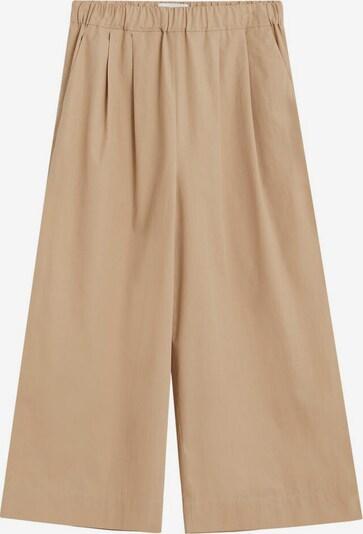 MANGO Kalhoty - béžová, Produkt
