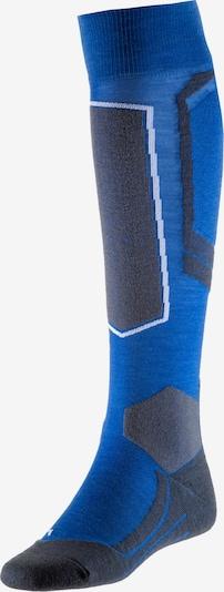 FALKE Skisocken 'SK4 Wool' in royalblau, Produktansicht