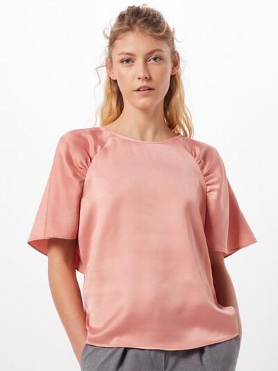 VILA Blusenshirt 'VIALICE' in koralle / pfirsich / rosa, Modelansicht