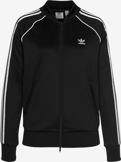 ADIDAS ORIGINALS Trainingsjacke in schwarz, Produktansicht