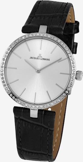 Jacques Lemans Uhr 'Milano, 1-2024H' in schwarz, Produktansicht