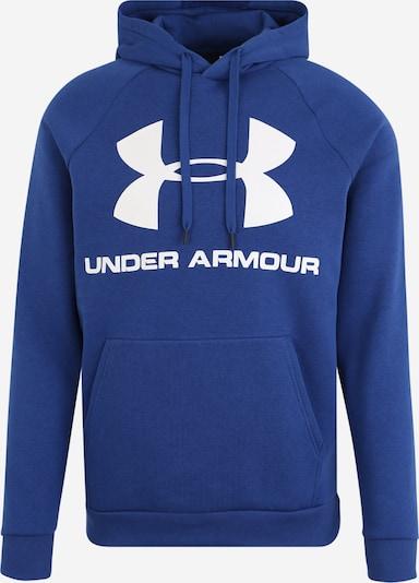 UNDER ARMOUR Sportovní mikina 'Rival' - královská modrá / bílá, Produkt