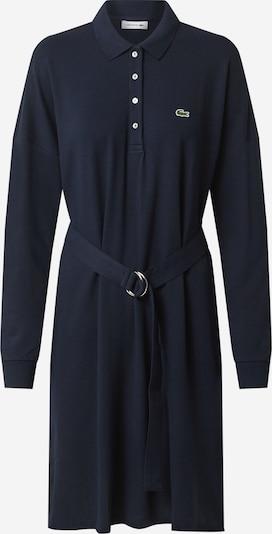 LACOSTE Košeľové šaty - námornícka modrá, Produkt