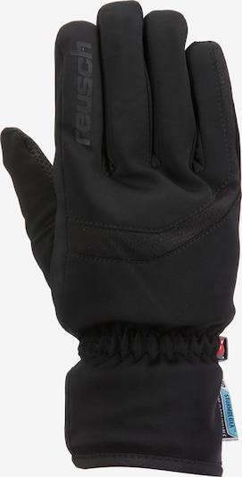 REUSCH Fingerhandschuhe 'Reusch Ruben' in schwarz, Produktansicht